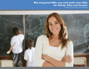 Why Integrated HRAs may work better than HSAS