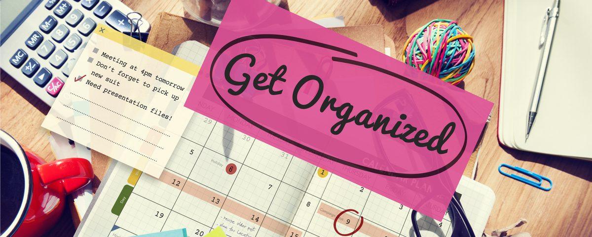 Organized people
