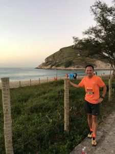 Han - Rio Marathon