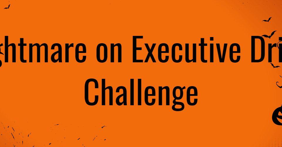 October Challenge