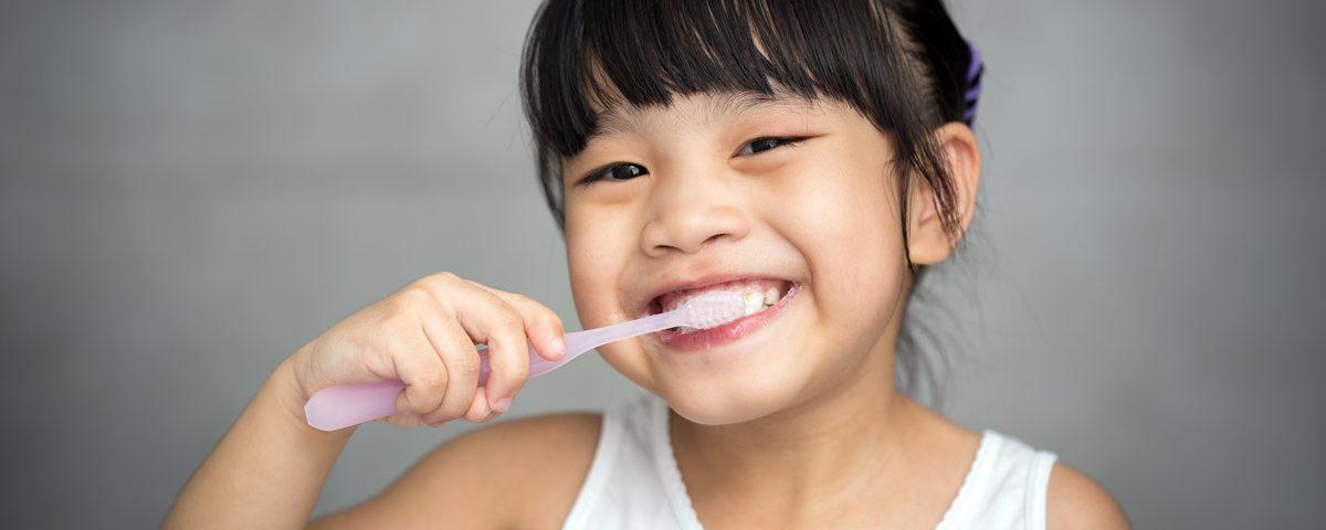 Helping Kids Smile
