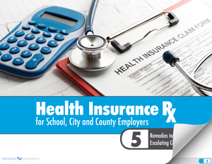 Health Insurance RX for School, City, and County Employers