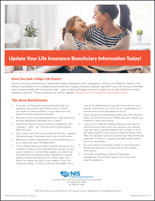 Employee Beneficiary Reminder